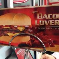 Photo taken at Steak 'n Shake by Sherry M. on 1/8/2014