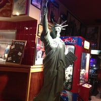 Photo taken at Red Robin Gourmet Burgers by Sherry M. on 11/19/2012