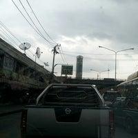 Photo taken at Lardprao Police Station by Visut L. on 8/2/2014