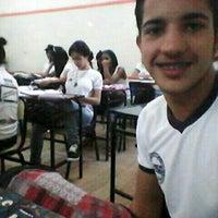 Photo taken at Escola Municipal Olegário Maciel,Manga-MG by Licurgo F. on 6/1/2015
