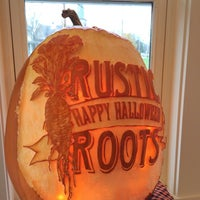 Photo taken at Rustic Roots by Jackson L. on 11/2/2013