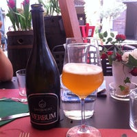 Photo taken at Antico Pozzo Bistrot by Dario T. on 7/20/2014