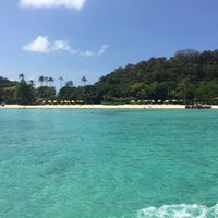 Photo taken at Phi Phi Natural Resort by Dario T. on 1/10/2017