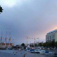 Das Foto wurde bei Hietalahden allas von Ville V. am 9/20/2012 aufgenommen