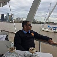 Foto tirada no(a) Río de la Plata por Marcus V. em 10/22/2015
