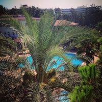 Photo taken at Alara Park & Residence Hotel by Катюшка С. on 8/9/2014