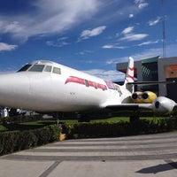 Photo taken at Gasolinera Del Avion by Armando C. on 1/5/2014