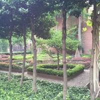 Photo taken at 18th Century Garden by elizabert w. on 6/10/2016