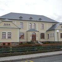 Photo taken at Chvalíkovice by Michal K. on 1/5/2014