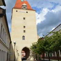Photo taken at Muzeum rekordů a kuriozit by Michal K. on 8/31/2014
