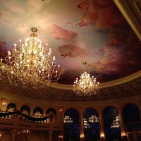 Photo taken at Be Our Guest Restaurant by Igor B. on 12/5/2012