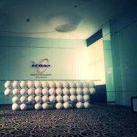 Photo taken at ICON+ Gandul (Office) by Feri F. on 4/3/2014