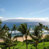 Photo taken at Marriott's Maui Ocean Club  - Lahaina & Napili Towers by Jeff M. on 6/3/2013