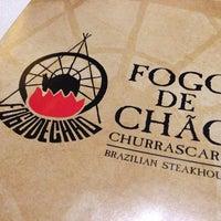 Photo taken at Fogo de Chão by Stone I. on 1/4/2013