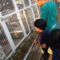 Photo taken at Mini Zoo Taman Teruntum by Farisyadiyanis H. on 10/25/2014