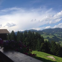 Photo taken at Krapfenalm by Robbe S. on 8/18/2016