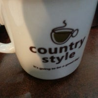 Photo taken at Country Style by Francis C. on 4/8/2013