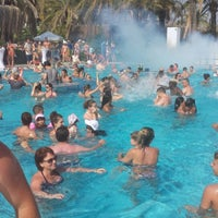 Photo taken at Pool Party by Adela S. on 7/3/2014