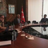Photo taken at Ambassade de Turquie by Sevcan C. on 7/21/2016
