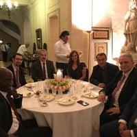 Photo taken at Ambassade de Turquie by Sevcan C. on 6/16/2017