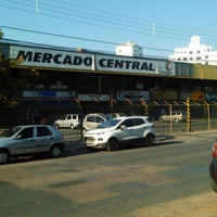 Photo taken at Mercado Central by Giovanni A. on 8/27/2014