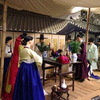 Photo taken at The National Folk Museum of Korea by Cin T. on 12/6/2012