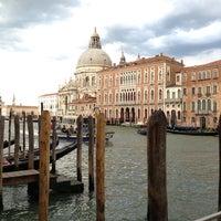 Photo taken at Ca' Pedrocchi by Stefanos N. on 6/25/2013