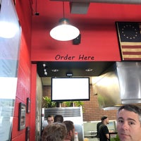 Photo taken at ForeFathers Gourmet Cheesesteaks & Fries by Wayne G. on 2/15/2018