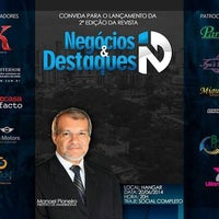 Photo taken at Negócios e Destaques by Taynar T. on 6/20/2014