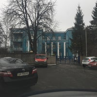 Photo taken at Детский сад №1 «Орлятко» by Tanya M. on 11/27/2017