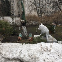 Photo taken at Детский сад №1 «Орлятко» by Tanya M. on 4/2/2018