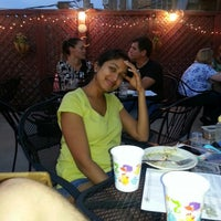 Photo taken at Tango Argentinean Grill by Kyle K. on 8/27/2013