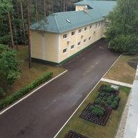 Photo taken at Санаторий Мокша by Алексей Б. on 6/10/2014