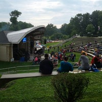 Photo taken at Warren Community Amphitheatre by Wendy M. on 8/2/2014
