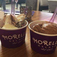 Photo taken at Morelli's Gelato by Sevilay G. on 9/23/2015