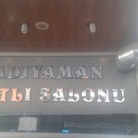 Photo taken at Adıyaman Tatlı Salonu by İbrahim B. on 9/20/2014