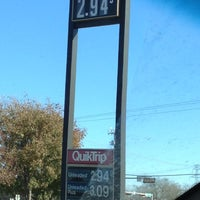Photo taken at QuikTrip by Julie G. on 12/11/2012