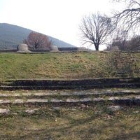 Photo taken at Rovine di Carsulae by Walter C. on 3/14/2015