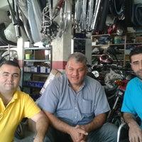 Photo taken at motorcu savaş by Kemal S. on 10/17/2014