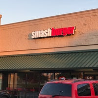 Photo taken at Smashburger by Cindy R. on 7/26/2017