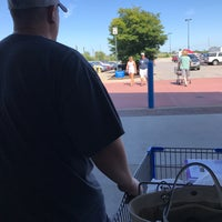 Photo taken at Walmart Supercenter by Cindy R. on 7/29/2017