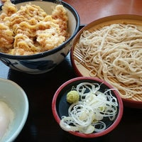 Photo taken at 天丼てんや 平塚田村店 by りょーま 。. on 7/7/2015