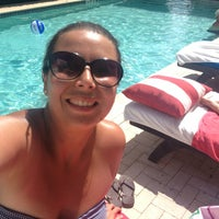 Photo taken at Circa 39 Hotel @ The Pool by Virjounette on 6/23/2013