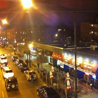 Photo taken at CTA - Montrose by Marcella on 10/30/2012