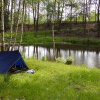 Das Foto wurde bei Camp9 nature campground Poland von Camp9 nature campground Poland am 6/10/2014 aufgenommen
