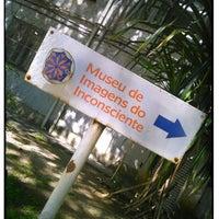 Photo taken at Museu de Imagens do Inconsciente by Adriana P. on 8/7/2014