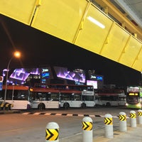 Photo taken at Jurong East Temporary Bus Interchange by みやちゃん on 9/10/2017