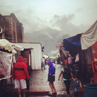 Foto tirada no(a) Mercado Artesanal de Tepoztlán por Daniela M. em 9/14/2013