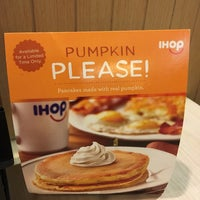 Photo taken at IHOP by Carl B. on 10/15/2015