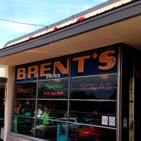 Photo taken at Brent's Drugs by Carl B. on 5/26/2013